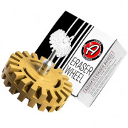 Инструмент для удаления автомобильных наклеек, клея, значков Adam's Polishes Eraser Wheel (с вентиляцией)