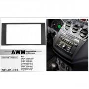 Переходная рамка AWM 781-01-073 для Ford Focus, C-Max, Facelift, Kuga, Fiesta, Fusion, Transit, S-MAX, Galaxy, 2DIN