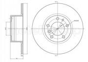 Тормозной диск METELLI 23-0187