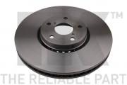 Тормозной диск NK 2045105