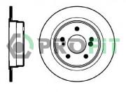 Тормозной диск PROFIT 5010-0819