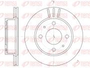 Тормозной диск REMSA 61150.10
