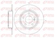 Тормозной диск REMSA 61465.00