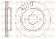 Тормозной диск REMSA 6160.10