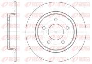 Тормозной диск REMSA 6880.00