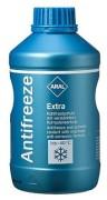 Антифриз Aral Antifreeze Extra G11 (концентрат сине-зеленого цвета) 1л