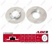 Тормозной диск ABE C35010ABE