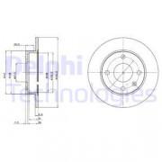 Тормозной диск DELPHI BG2439