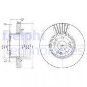 Тормозной диск DELPHI BG739