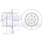 Тормозной диск DELPHI BG2637