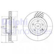 Тормозной диск DELPHI BG3877