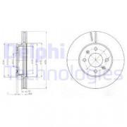 Тормозной диск DELPHI BG4096