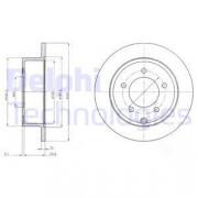 Тормозной диск DELPHI BG4179