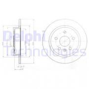 Тормозной диск DELPHI BG4188