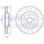 Тормозной диск DELPHI BG9149C