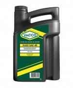 Моторное масло Yacco XAS3 SAE 40