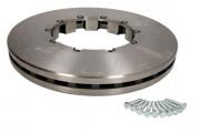 Тормозной диск SBP 02-DA016