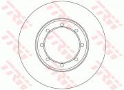 Тормозной диск TRW DF6372