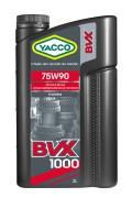 Синтетическое трансмиссионное масло Yacco BVX 1000 75W-90 GL-5/GL-4/MT-1