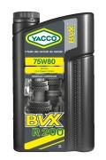 Минеральное трансмиссионное масло Yacco BVX R 200 75W-80 GL-5