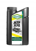 Синтетическая жидкость для АКПП и ГУР Yacco ATF X FE