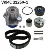 Комплект ГРМ с помпой SKF VKMC 01259-1