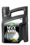 Мотоциклетное моторное масло Yacco MVX 1000 4T 5W-40