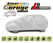 Тент для автомобиля Kegel Silver Garage L1 Hatchback (серый цвет)