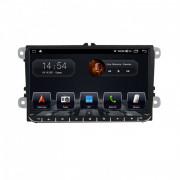 Штатная магнитола Abyss Audio QS-9101 DSP для Volkswagen Passat, Golf, Jetta, Tiguan, Touran, Polo, Amarok, Caddy, T5, T6, Beetle, EOS (Android 10)