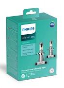 Комплект светодиодов Philips Ultinon LED-HL 11342ULWX2 (H4)