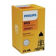 Лампа галогенная Philips Standard 9008C1 (H13)