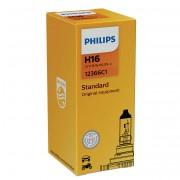 Philips Лампа галогенная Philips Standard 12366C1 (H16)