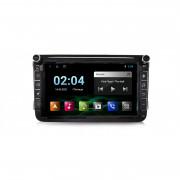 Штатная магнитола Abyss Audio SE-8102 для Volkswagen Passat, Golf, Jetta, Tiguan, Touran, Polo, Amarok, Caddy, T5, T6, Beetle, EOS (Android 9)