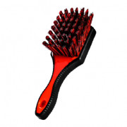 Прорезиненная щетка с жесткой щетиной для очистки шин Adam's Polishes Rubberized Tire Brush
