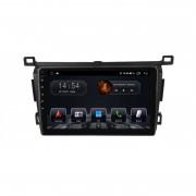 Штатная магнитола Abyss Audio QS-0122 DSP для Toyota RAV4 (XA40) 2013-2018 (Android 10)