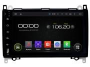 Incar Штатная магнитола Incar AHR-1522 для Mercedes-Benz A (W169), В (W145), CLK классов, Vito (W639), Viano, Sprinter (Android 5.1)