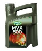 Мотоциклетное моторное масло Yacco MVX 500 4T 10W-30