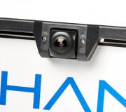 Универсальная камера заднего / переднего вида Phantom UF-36HD в рамке номерного знака