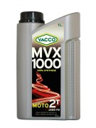 Мотоциклетное моторное масло Yacco MVX 1000 2T