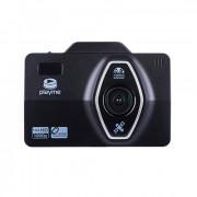 Радар-детектор Playme Lite с Full HD видеорегистратором, GPS-модулем и интеллектуальным режимом IQ RADAR