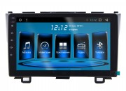 Штатная магнитола EasyGo A412 для Honda CRV (2007-2011) Android 7.0