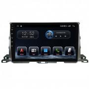 Штатная магнитола Abyss Audio MP-0133 DSP для Toyota Highlander (XU50) 2015+ (Android 10)