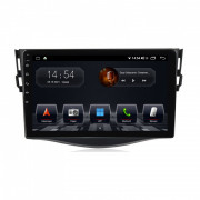 Штатная магнитола Abyss Audio QS-9135 DSP для Toyota RAV4 (XA30) 2006-2012 (Android 10)
