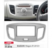 Переходная рамка Carav 11-616 для Suzuki Wagon-R 2012-2017, 2 DIN