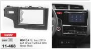 Переходная рамка Carav 11-468 для Honda Fit, Jazz 2013+, 2 DIN