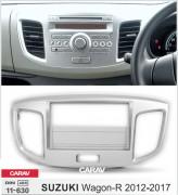 Переходная рамка Carav 11-630 для Suzuki Wagon-R 2012-2017, 1 DIN
