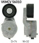 Ролик натяжителя ремня SKF VKMCV 56010