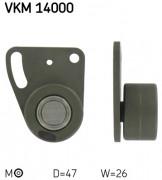 Ролик натяжителя ремня SKF VKM 14000