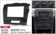 Переходная рамка Carav 11-631 для Suzuki Vitara 2015+, 2 DIN