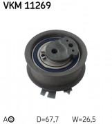 Ролик натяжителя ремня SKF VKM 11269